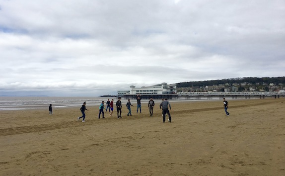 Weston-Super-Mare visit - April 2018